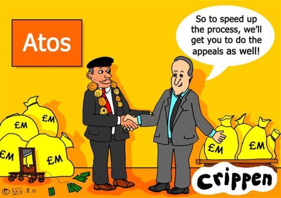 Crippen's appeals cartoon