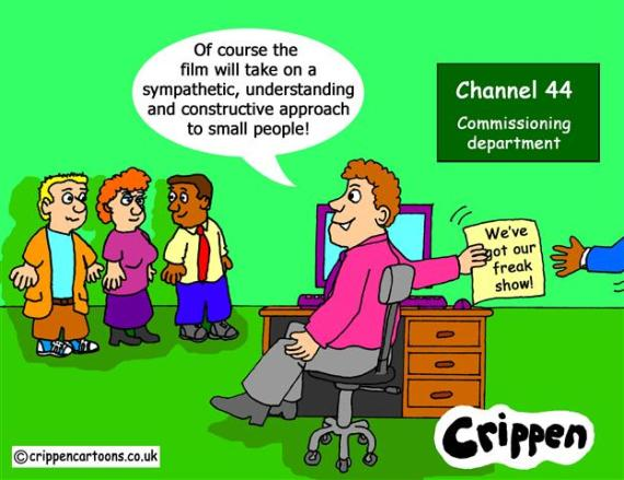 Crippen's take on TV commissioning