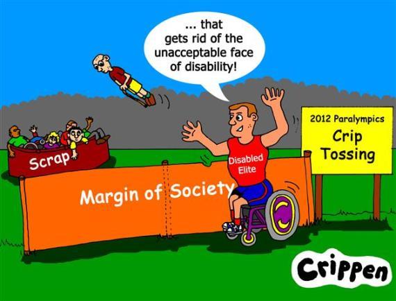 Crip tossing Super Crip