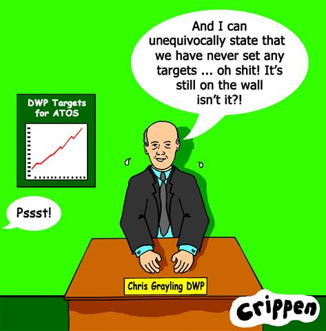 Crippen's take on the ATOS targets
