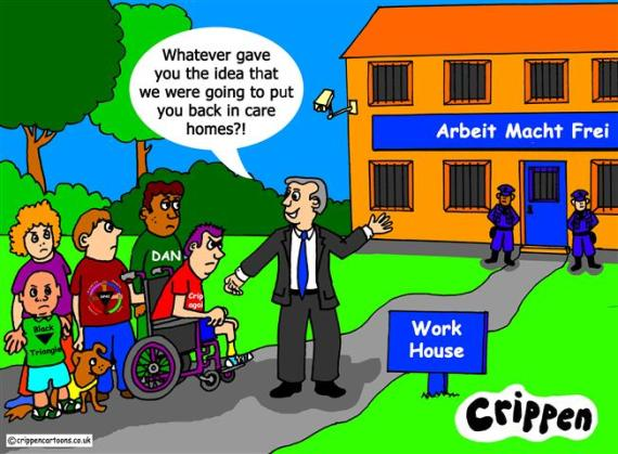 An alternative to Care Homes?