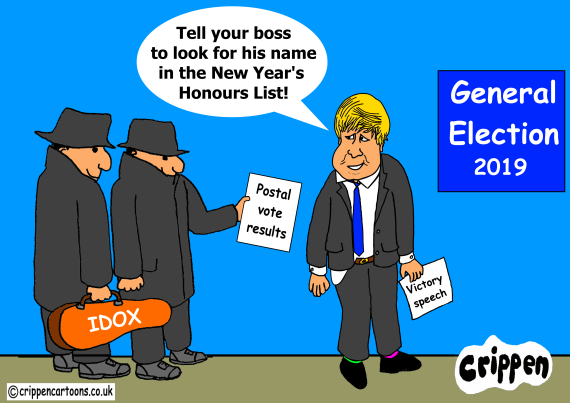 Boris cartoon